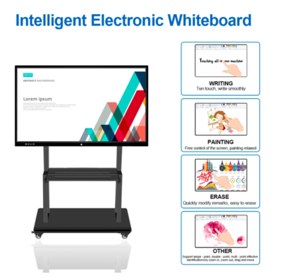 65inch Video Conference Interactive Cheap Whiteboard display