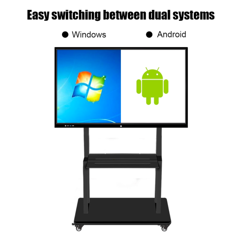 videoconferencing display with windows and Android OS.png