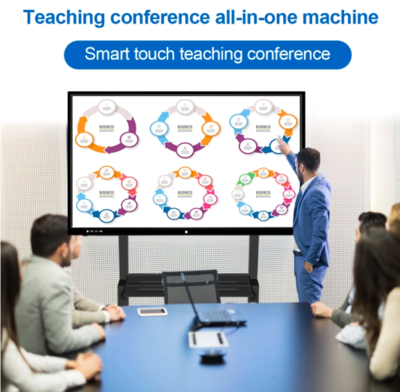 86inch Interactive whiteboard Video Conference display